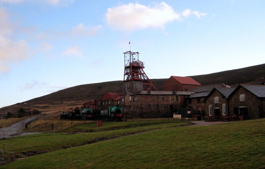 Pwll Mawr – Big Pit  ~ Blaenafon South Wales 1
