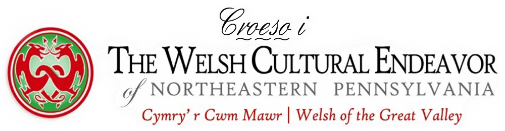 The Welsh Cultural Endeavor of NE PA